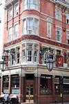 Pub, The Cock, Great Portland Street, London, W1